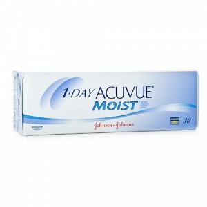 контактные линзы acuvue moist купить