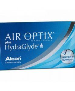 купить линзы Air Optix hydraglide