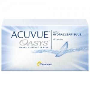 купить линзы acuvue oasys 12