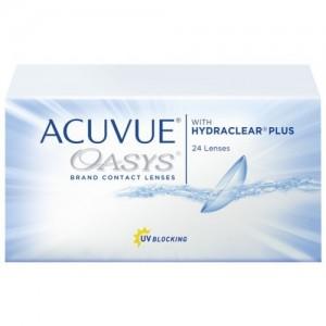 купить линзы acuvue oasys 24