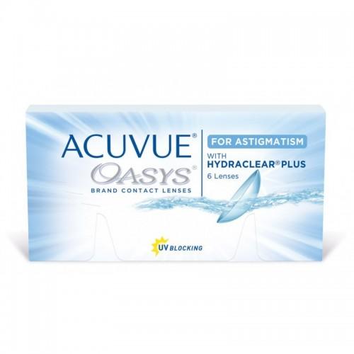 ac oasys 6 astigmatism