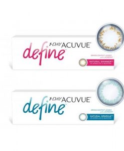 купить линзы acuvue define