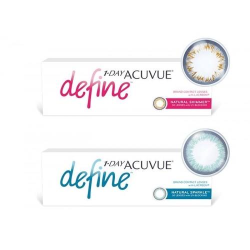 acuvue define
