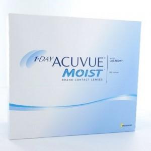 купить линзы acuvue moist 180