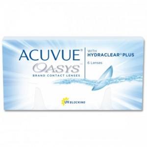 купить линзы acuvue oasys 6