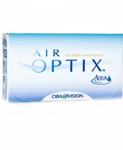 купить линзы Air Optix Aqua 3