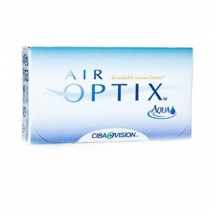 купить линзы Air Optix Aqua 6