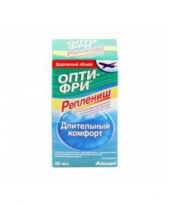 купить раствор Optifree replenish 90 мл