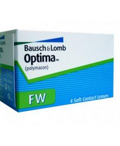 контактные линзы optima fw заказать