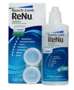 раствор renu для линз купить