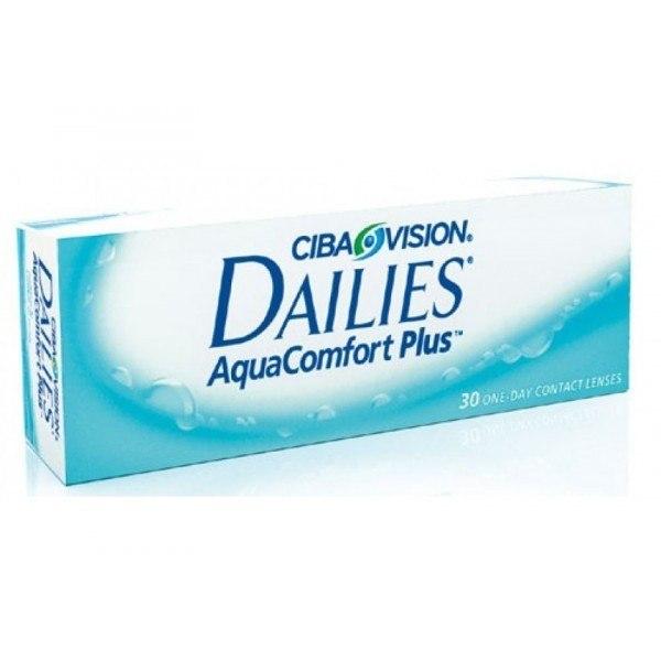 акция  dailies alcon