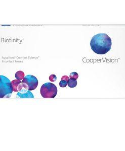 купить линзы biofinity