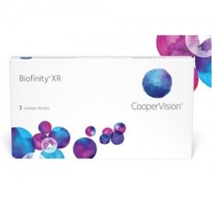 контактные линзы biofinity xr купить
