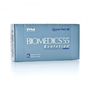 купить biomedics 55 evolution