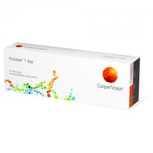 proclear 1 day контактные линзы с доставкой