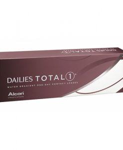 купить водоградиентные линзы dailies total
